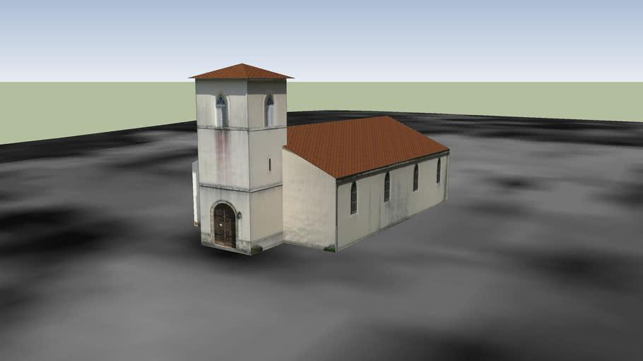 Eglise de Lugos