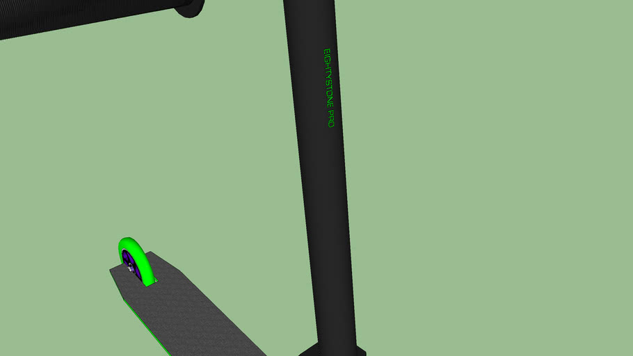 MGP Custom scooter