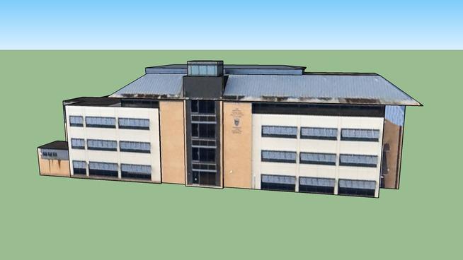 Bâtiment situé Edimbourg EH12 5WN, Royaume-Uni
