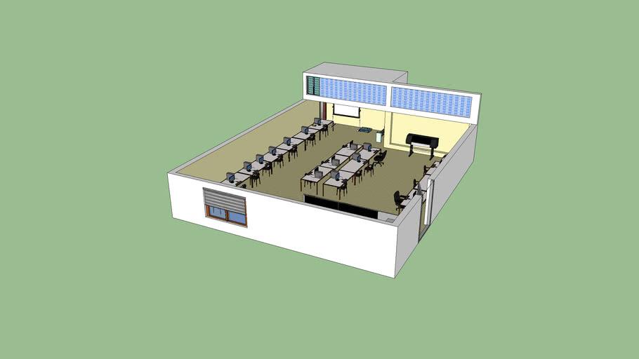 Laboratório de SIG CAD - ESACB