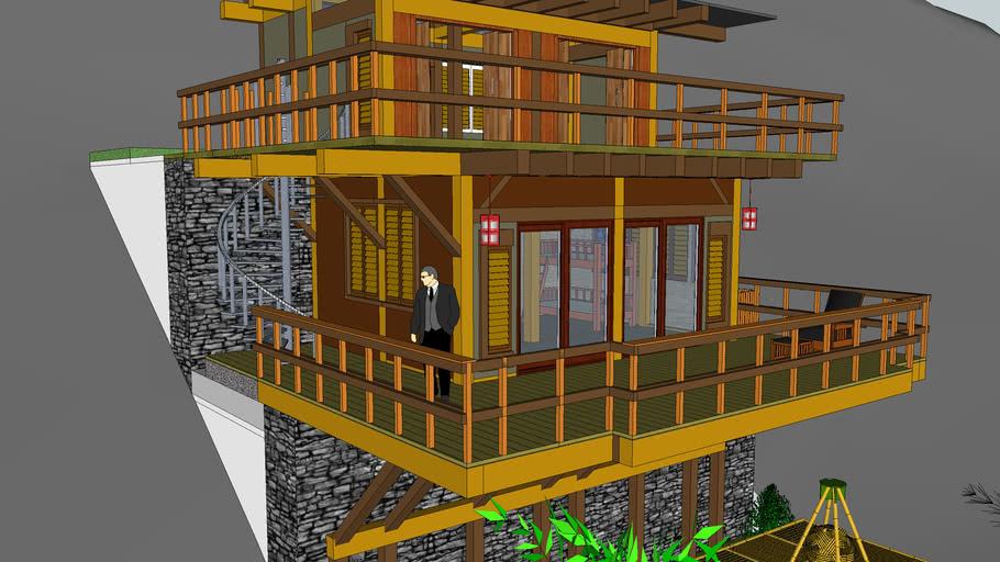 Cabin 2 - casa campestre