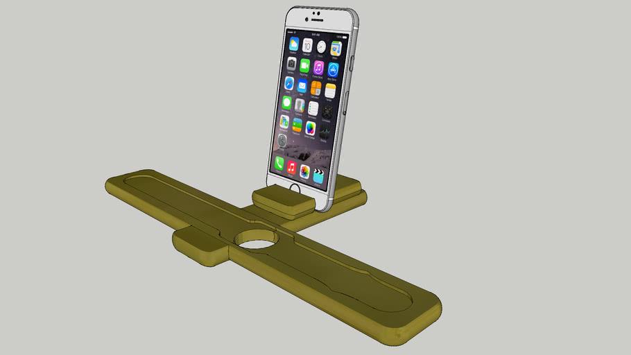 Apple iPhone 6 & Apple Watch Sport Charging Dock