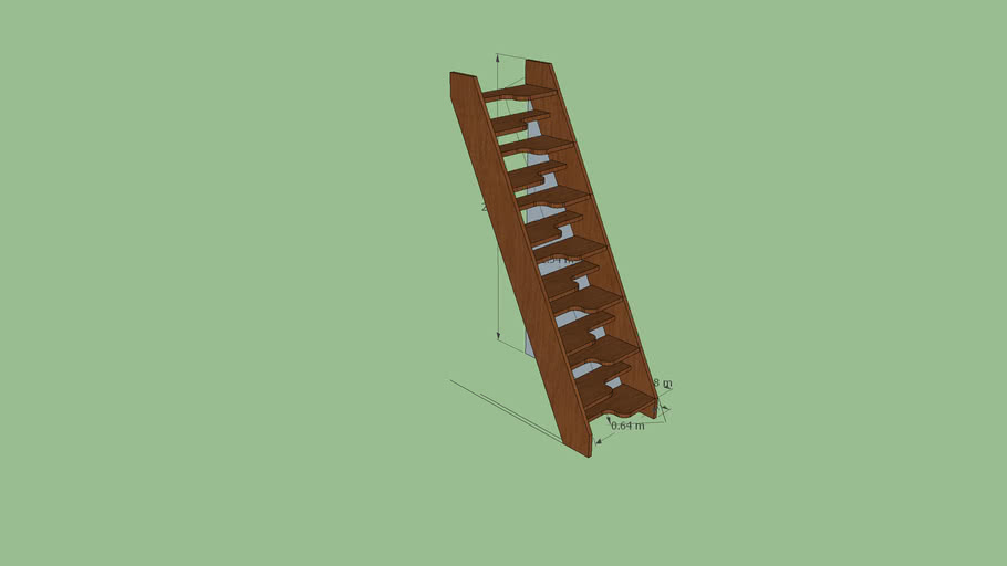 escada Santos Dumon