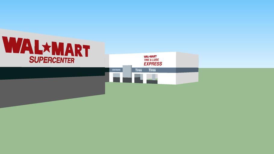 Walmart Supercenter on 2555 Apache Trail Apache Junction, AZ for new film titled Joshua Wickford 2