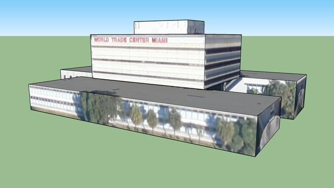 Miami, Florida, Amerika Birleşik Devletleri adresindeki yapı