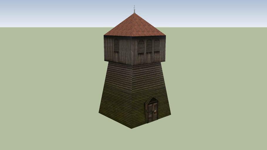 Dzwonnica kościoła św. Mikołaja w Inowrocławiu