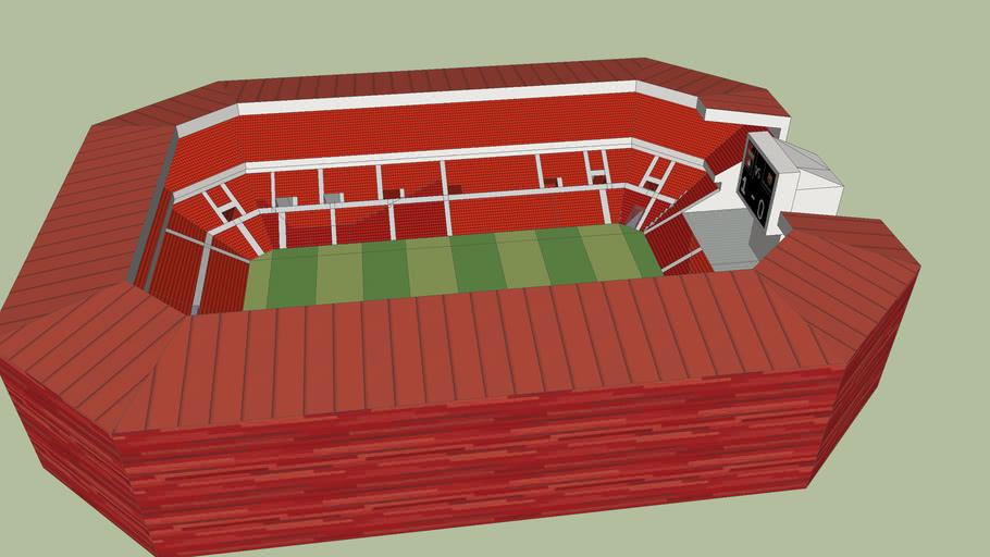 Avance :Estadio Metropolitano de Cabudare