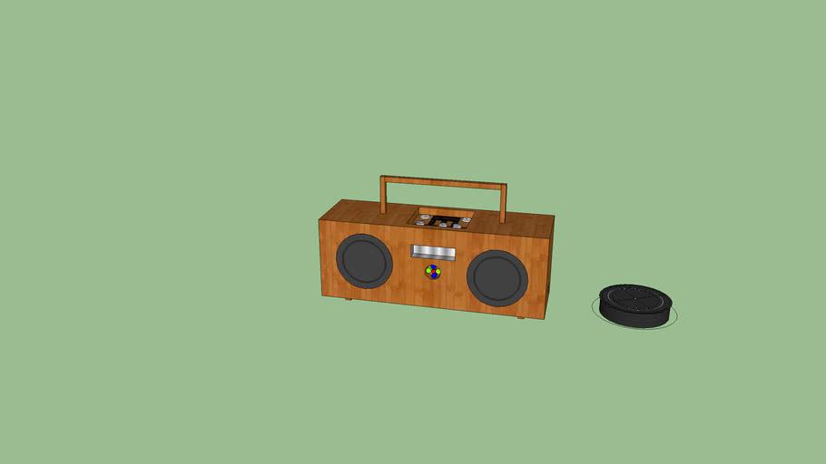 Portables 2.1 Soundsystem