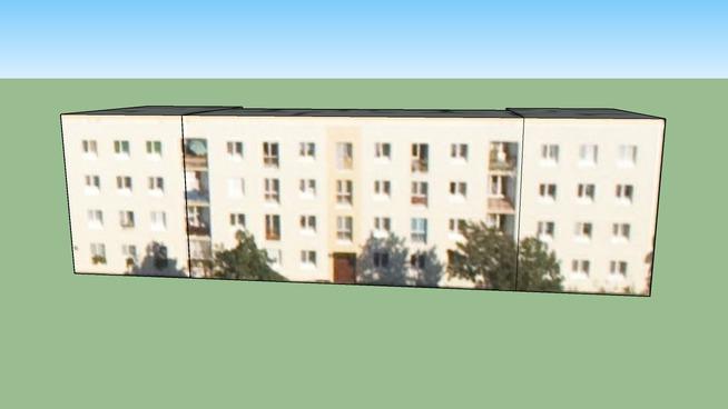 Construção em Warszawa, Poland