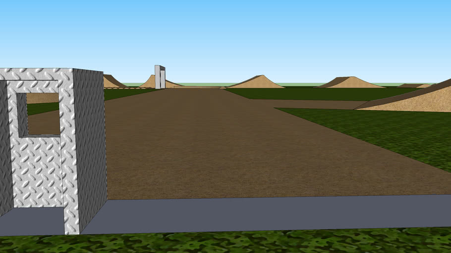 motocross track final