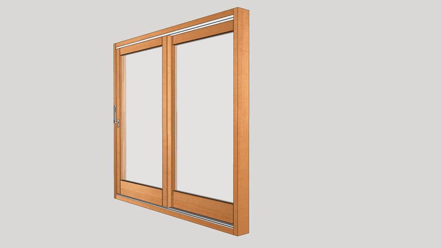 GU système de fenêtre coulissante