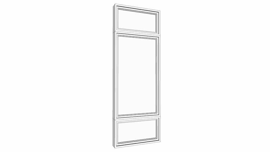 window panel
