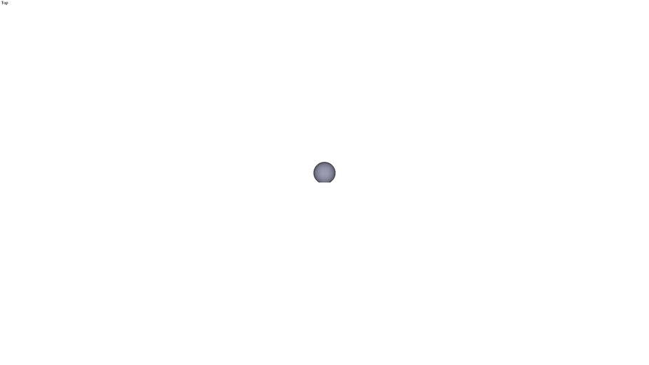 Boule DIN 319 Avec taraudage dans le plastique forme C Noir d1 = 16