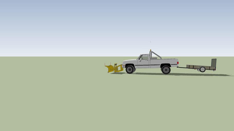 my zombie survival vehicle