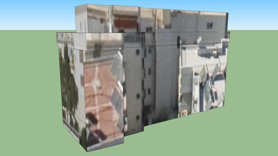 Kalamaki, Alimos, Yunanistan adresindeki yapı