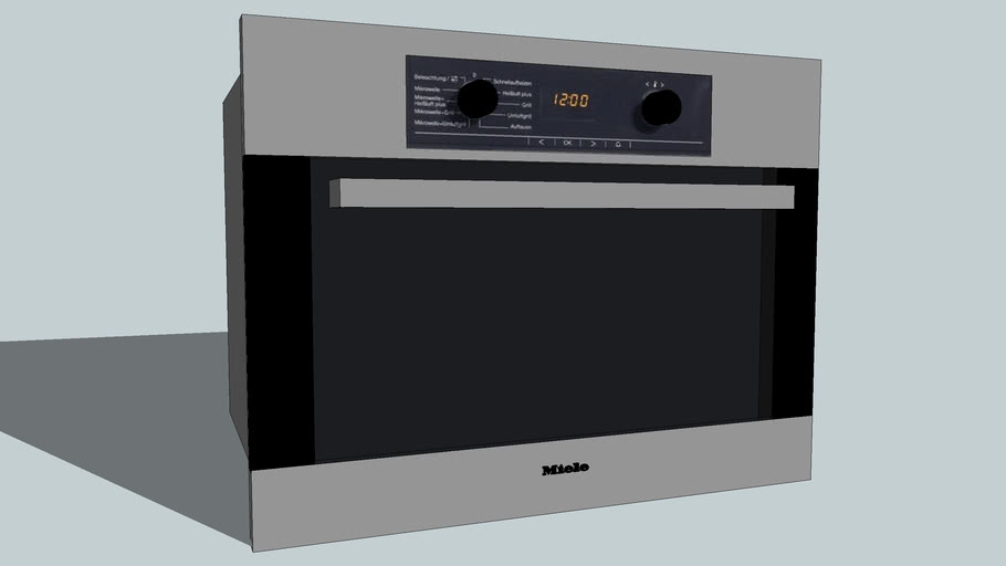 Miele Microwave Combination Oven H 5040