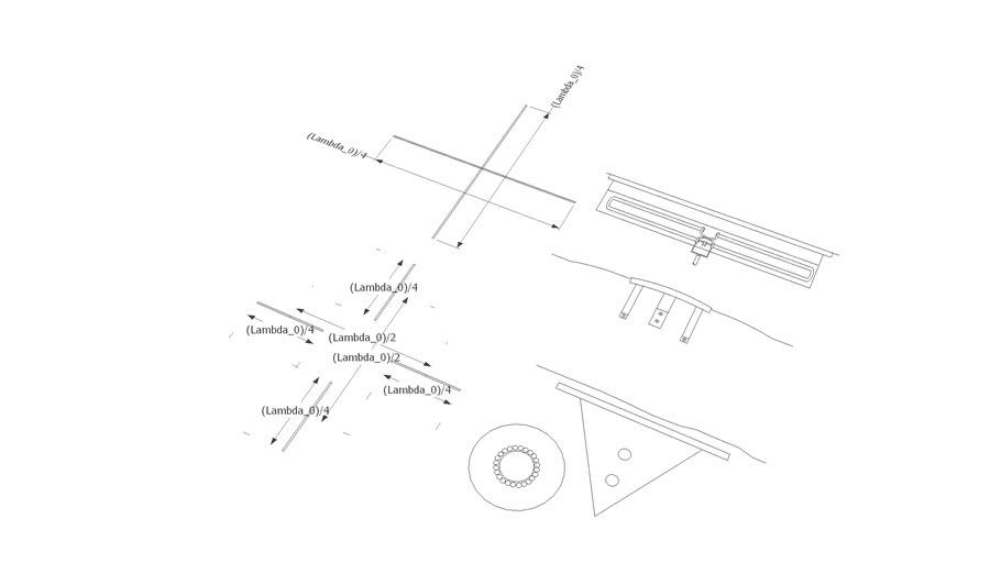 Underground loop antenna