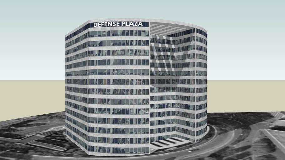 Immeuble Défense Plaza, Puteaux