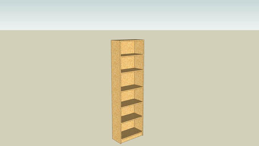 IKEA Billy Bookcase (60 cm wide)