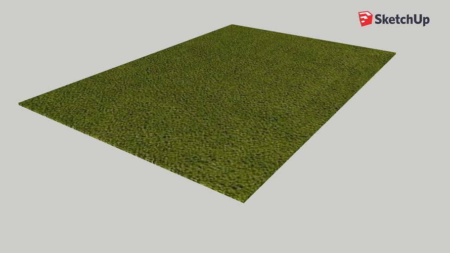 Tapis vert 140x200 / green carpet