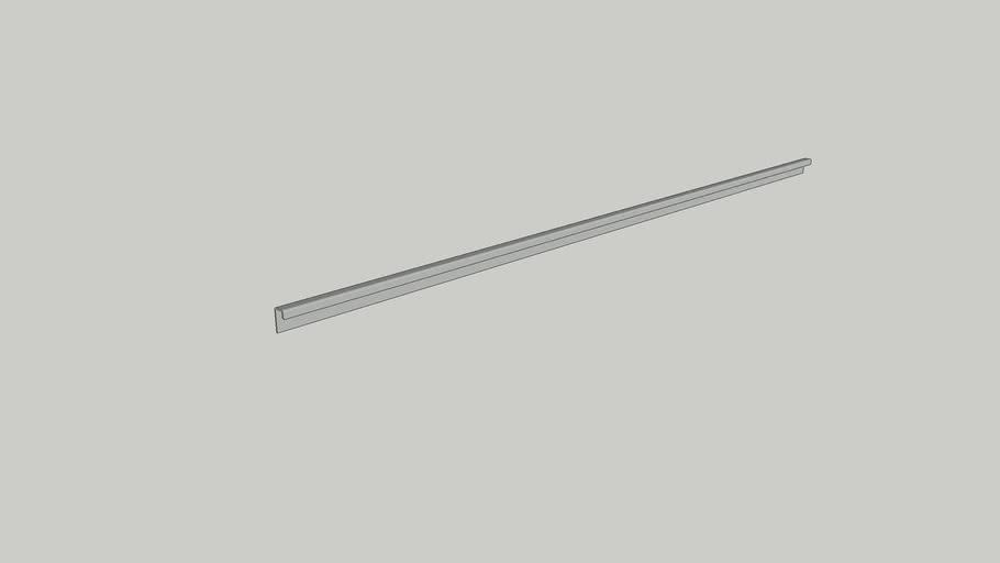 SSG Stop List ESD 1530 mm  Item No. 200132-52