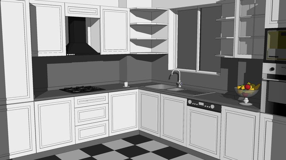 Mutfak Dolabı 03