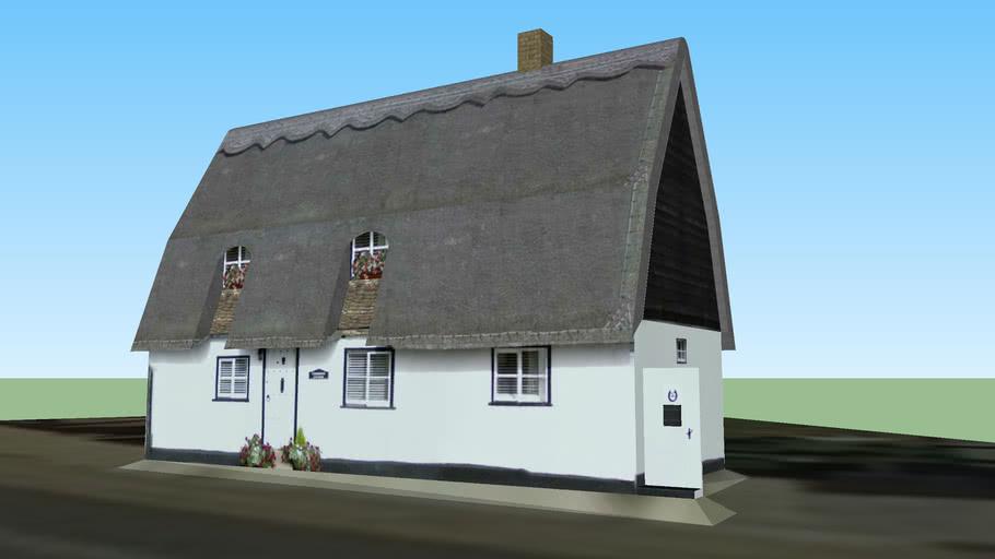 Curbridge Cottage (18th Century)