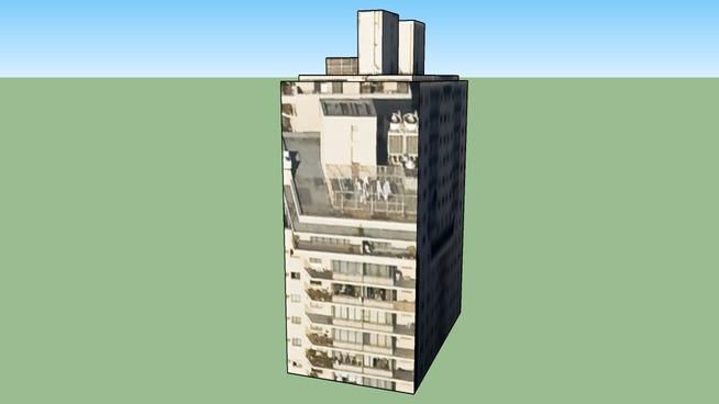 Building in Japan, Tokyo Bunkyo本郷