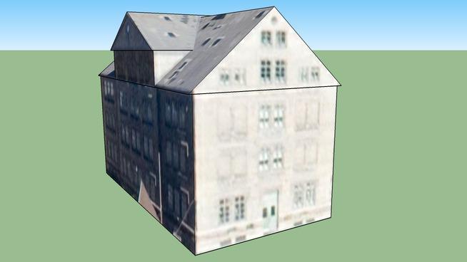 Gebäude in Kopenhagen, Dänemark