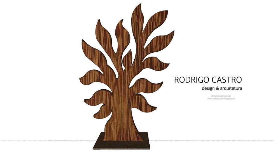 Árvore Eduardo Eleuterio Marrom