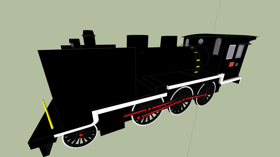 勝興老火車
