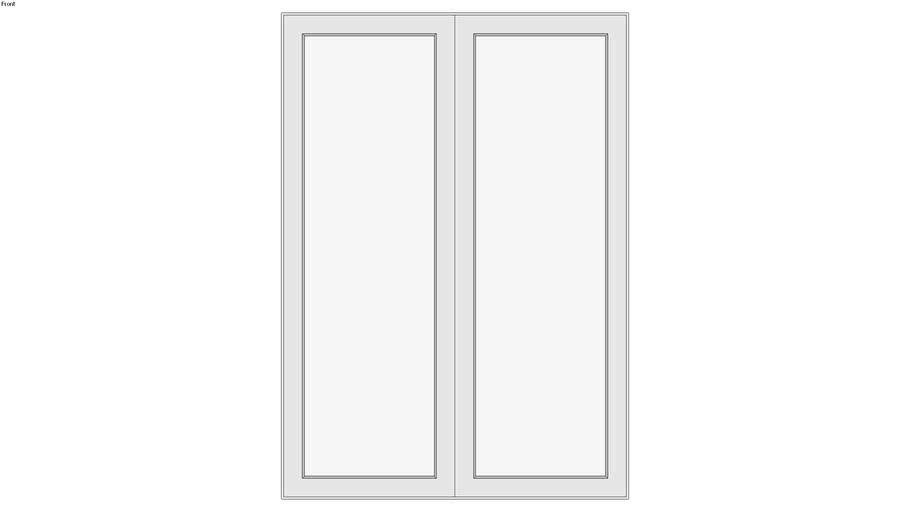 Aluminium Patio Door 1521 ox
