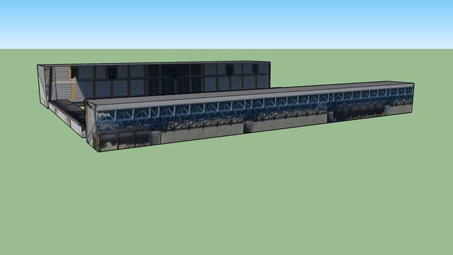 Building aigalew,Stadio maurothalasitis
