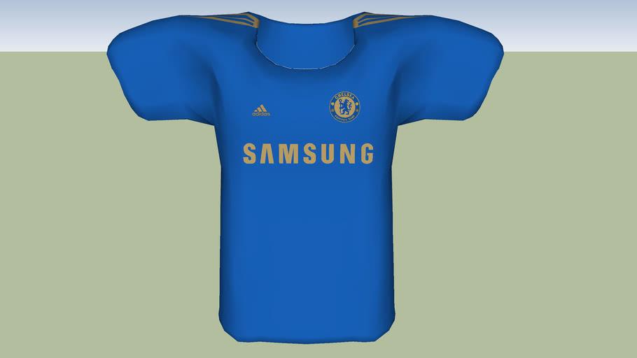 Chelsea 2012-2013 shirt