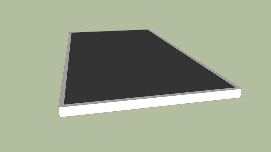 Solarmodul 1580 x 808 - Einfach