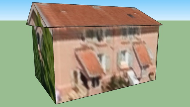 Building in 69500 Bron, France