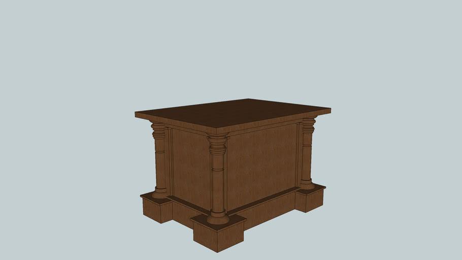Lodge Altar