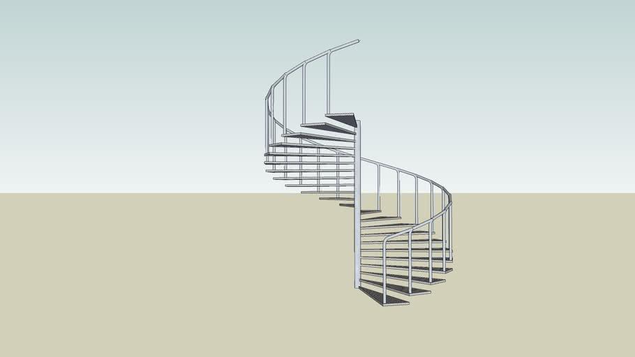 escalier en colimasson