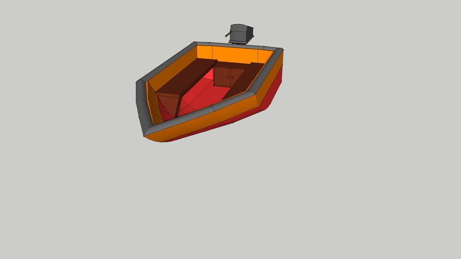 Simple little dinghy
