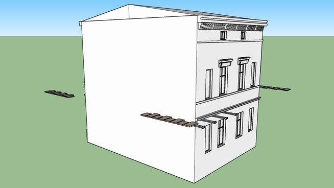 TENEMENT HOUSE ON 4A MARCINKOWSKIEGO STREET IN BYDGOSZCZ