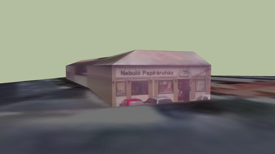 Nebuló Papíráruház