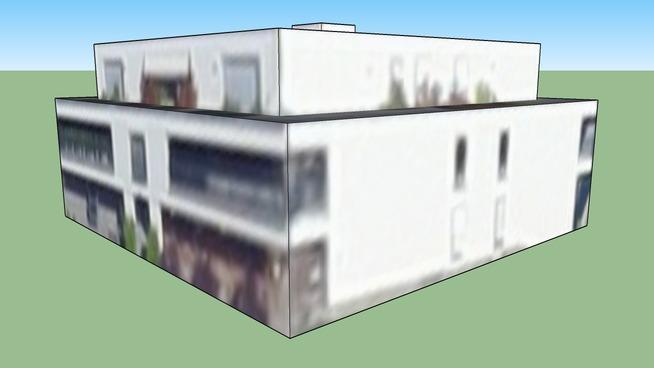 Building in زيورخ، سويسرا