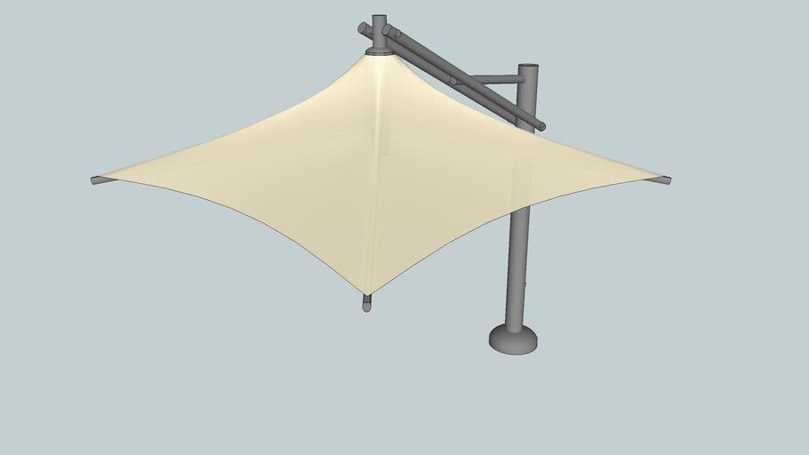 3.0S - Freedom Umbrellas - Alfresco Shade