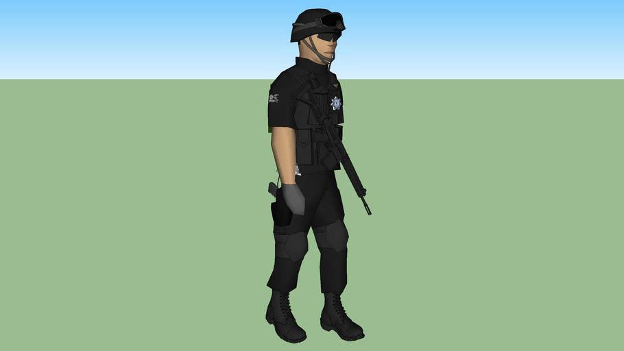 POLICIA ESTATAL DE MONTEREY NUEVO LEON