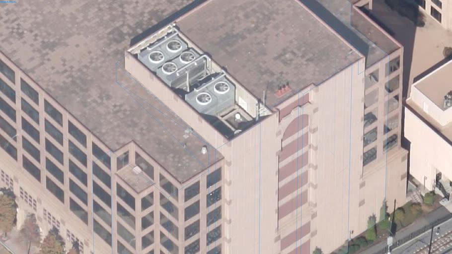 Building in 1, Charlotte, Kuzey Karolina, Amerika Birleşik Devletleri