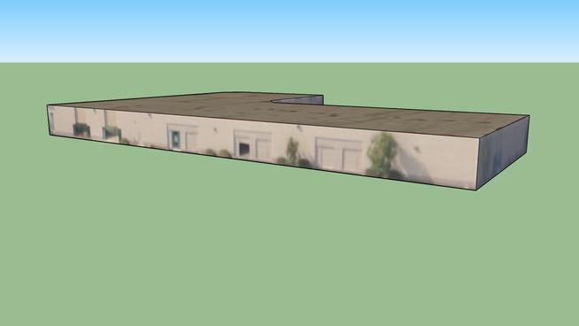 Building in Riverside 46, CA, USA