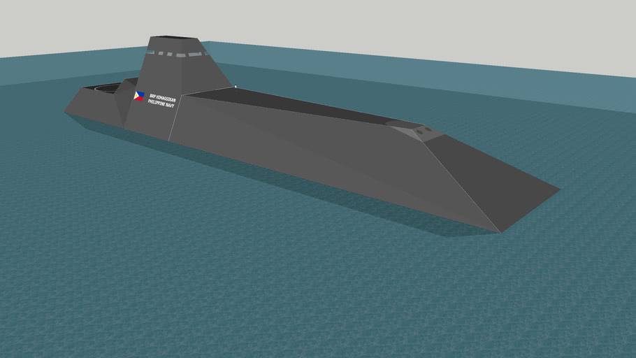 BRP Himagsikan (LCV/Missile Cruiser)