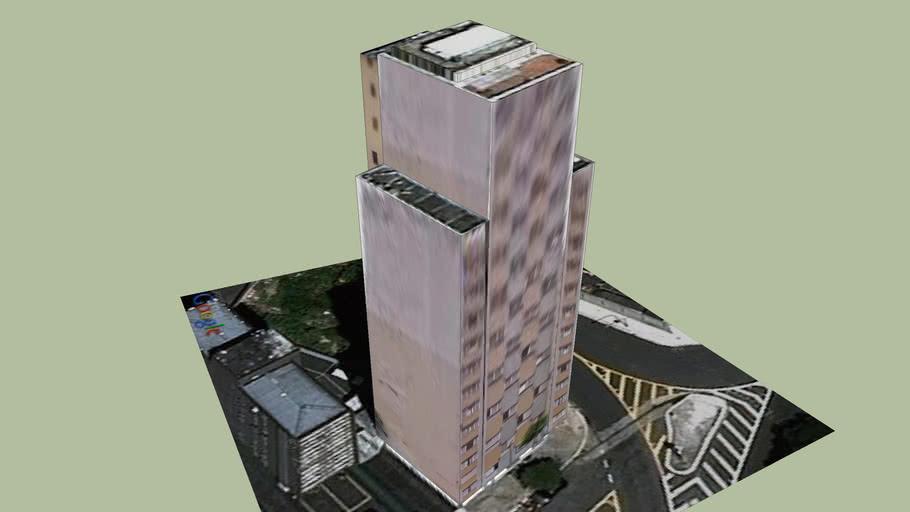 Edificio Residencial em São Paulo