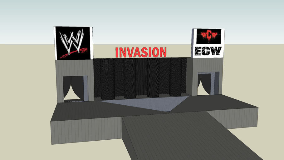 WWE/ECW INVASION