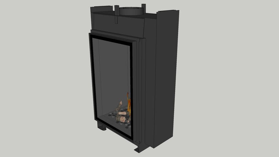Bellfires Vertical Bell Small-3 Tunnel hidden door - hidden door